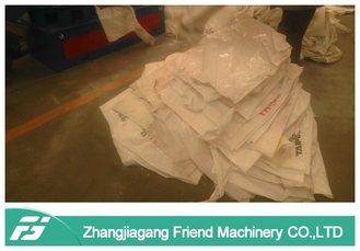 White Color Plastic Granules Manufacturing Machine Pelletizing Machine Plastic